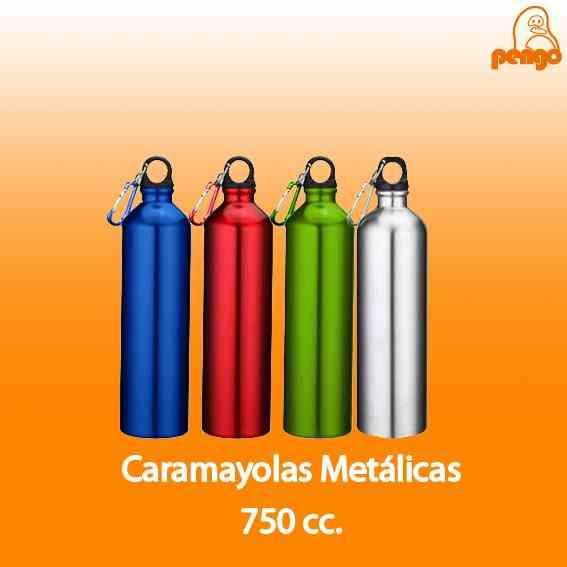 Caramayolas plasticas y metalicas publicidad con logo