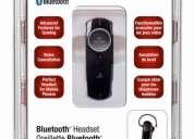 Vendo auricular  headsets bluetooth para ps3  para jugar y conversar con tus amigos