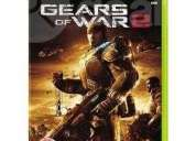 Juego gears of war 2 xbox 360