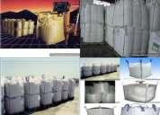 Maxisacos nuevos y usados - big bag jumbos dif. capacidades