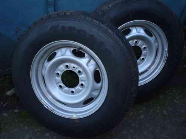 Neumáticos Terrano