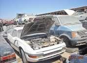 Venta de repuestos ford probbe aÑo 93
