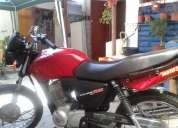 Vendo moto honda job 150cc.