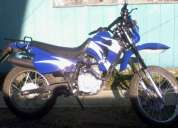 Moto marca king road, cilindraje 200