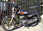 Moto honda cb125t japonesa, de colección.