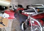 Vendo mi motorrad custon 150 año 2004