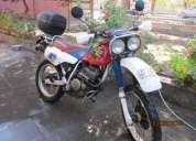 Vendo moto honda xlr 250 por apuro.