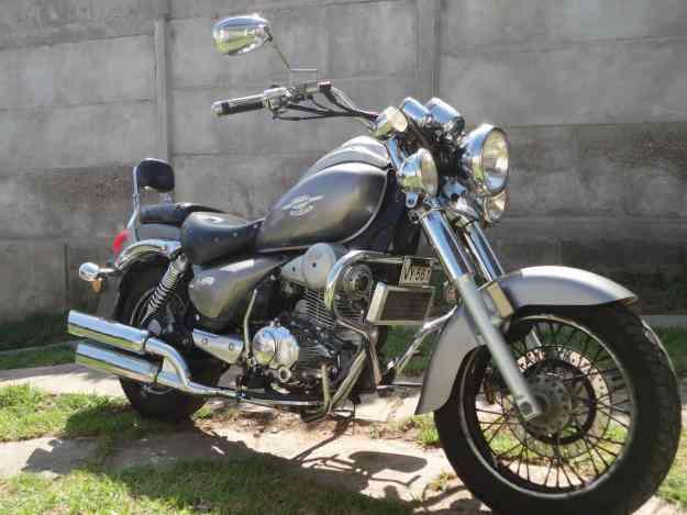 venta de moto Renegade 200