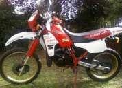 Moto honda mtx