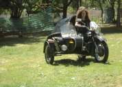 Arriendo  moto con sidecar bmw