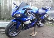 Espectacular yamaha yzf r1 1000cc 2002