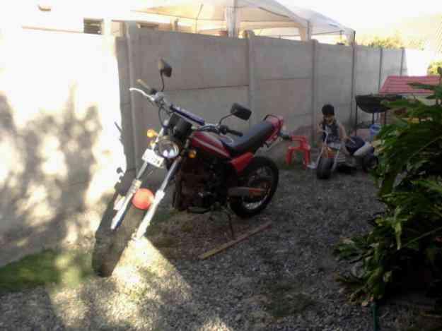 Moto Kinlon jl200gy-3