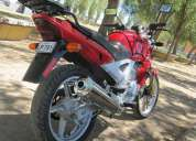 Honda twister cbx 250 realmente impecable