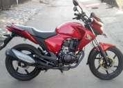 Se vende moto honda invicta 150