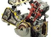 Mecanica de motos a domicilio 2212887  20 años de experiencia no se deje engañar.