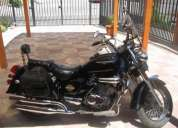 Vendo moto renegade united motors 2006