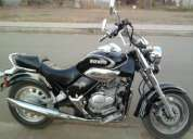 Vendo moto choper
