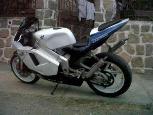 Honda NSR 250 2t
