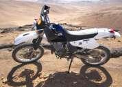 Suzuki djebel 250 xtc año 2005