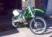 Moto cross kawasaki kx 250cc aÑo 99
