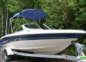 Sea ray 185 sport aÑo 2004 impecable