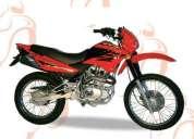Vendo enduro ttx 250 motorrad, casi nueva