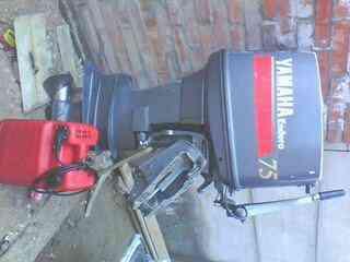 venta fuera deborda yamaha 75 hp
