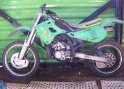 Moto kawasaki 2t , 250cc. problemas carburador