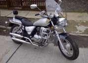 Vendo motorrad eliminator 250cc $750.000.-