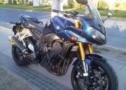 Yamaha fz1 fazer 2009 equipada oportunidad!!