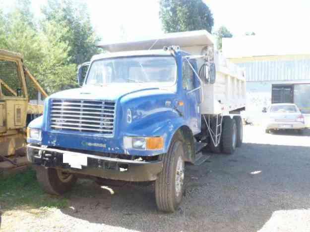 camion Inter 4900 6x4 año 1996 con Tolva de 12m3