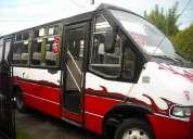 Vendo microbus pucara 2000, mercedes benz