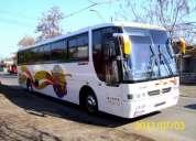 Bus mercedes benz 0400 busscar aÑo 1998 exelente estado