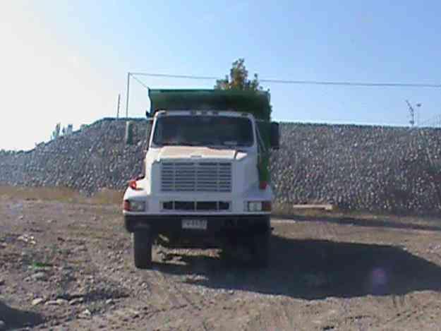 vendo camión tolva  dimex
