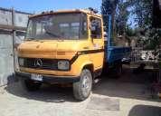 Camion mercedes benz l608d 78 por  apuro