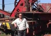 Compro tractor viejo maquinas a vapor y aviones