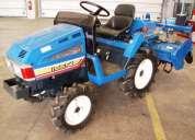 Tractor iseki tu125fdt - 4x4