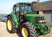 Tractor john deere 6420 s
