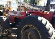 Vendo tractor massey ferguson 390