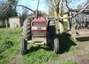 Vendo tractor