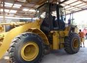 Cargador caterpillar 950g aÑo 2005