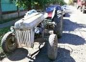 Vendo o permuto tractor ford