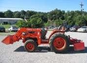 Tractor kubota 3010