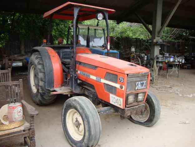 tractor SAME frutero
