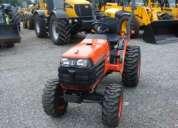Tractor kubota b7510 hsd año 2008