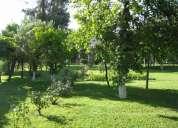 Venta parcela con casa patronal 7.373 metros cuadrados en los andes