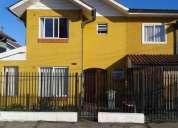 Vendo casa de 115 m2 construidos con 4 dormitorios,2 baños, amplio living-comedor