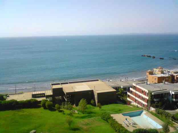 Arriendo Departamento ,  3 Dormitorios 2 Baños, Con Con  Vista al mar