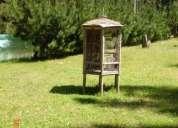Descansa junto a la naturaleza  en nuestras cabañas equipadas de algarrobo