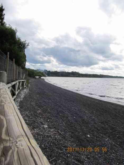 arriendo casa con orilla de lago  y muelle 12 personas